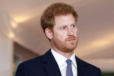 Prinz Harry: Seine Patentante ist gestorben