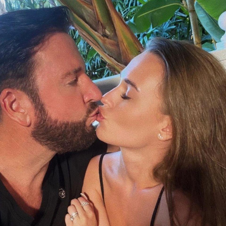 Laura Müller: Selfie mit Michael Wendlder