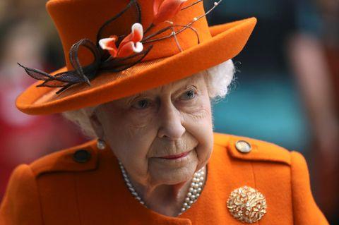 Queen Elizabeth trauert um Hund Vulcan