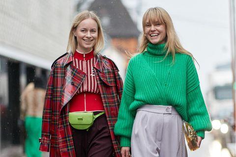 Festtagsfashion: Die besten Outfits für Weihnachten - egal, wie ihr feiert!