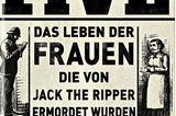 """Buchtipps der Redaktion: Buchcover """"The Five – Das Leben der Frauen, die von Jack the Ripper ermordet wurden"""""""