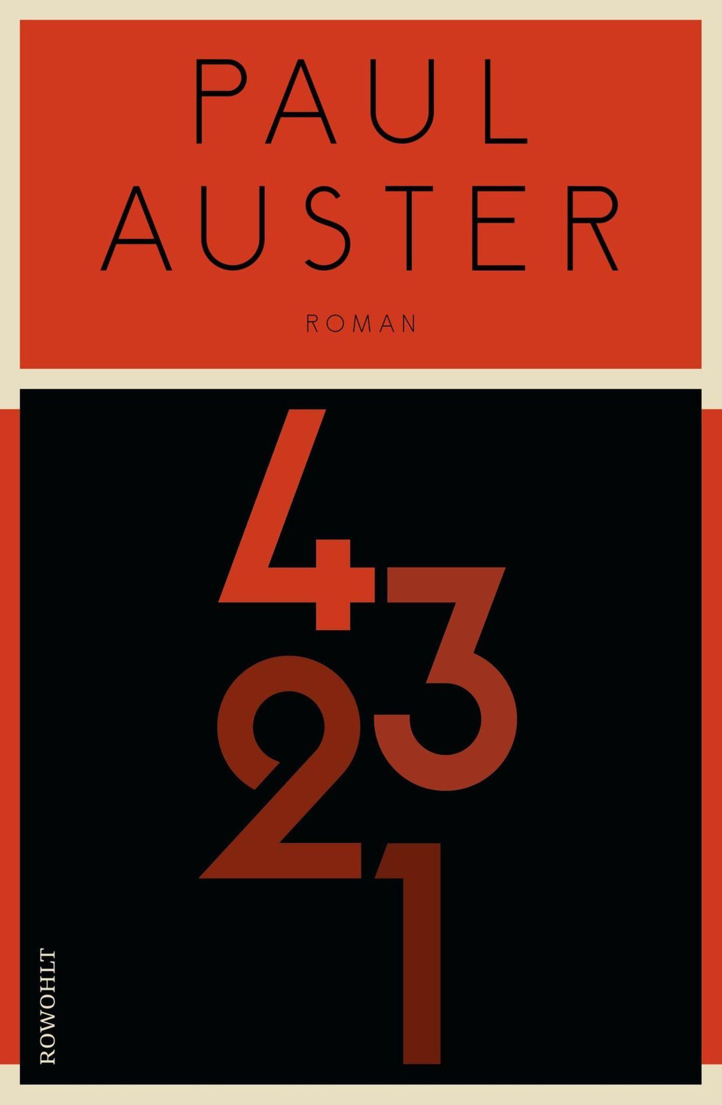 """Bücher fürs Leben: """"4321"""""""