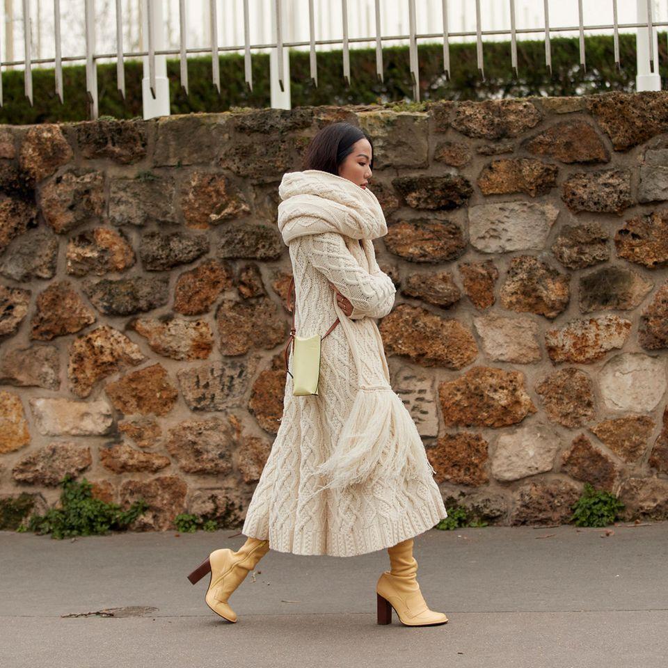 Stylimg-Tipps: Frau mit Boots
