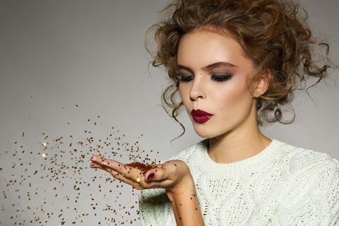 Inspiration gefällig?: Diese 4 Christmas-Make-ups bescheren uns sofort Festtagsgefühle
