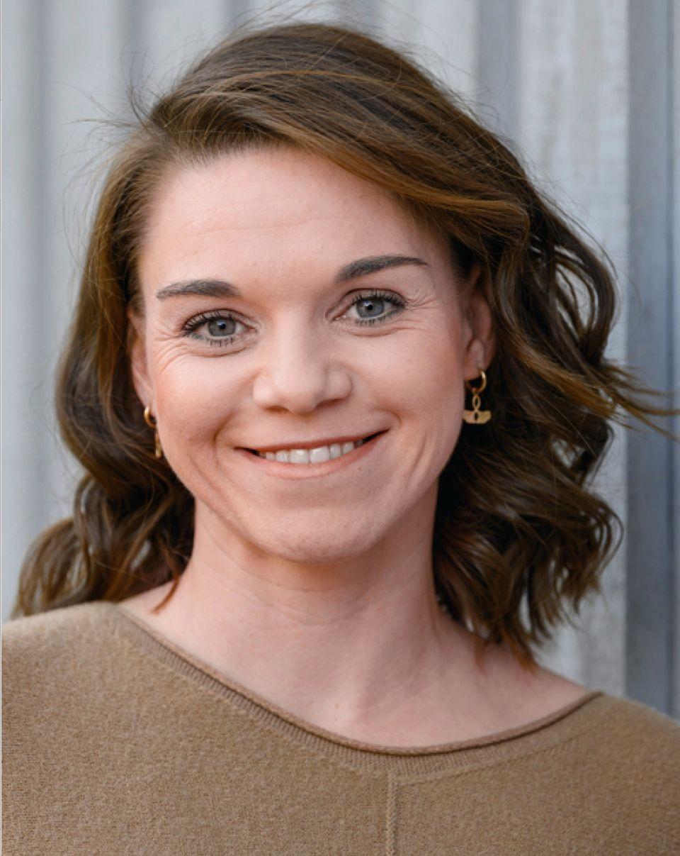 Portrait Kathrin Vergin