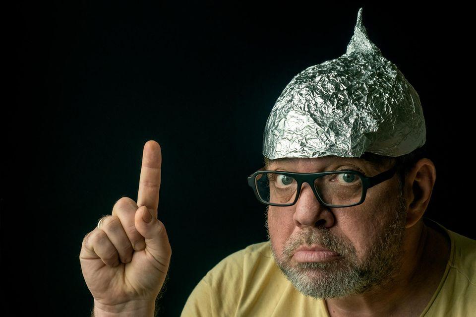 Verschwörungstheoretiker