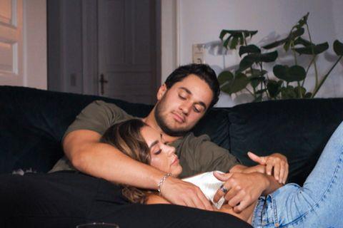 Bachelor+Bachelorette: Leander umarmt Melissa