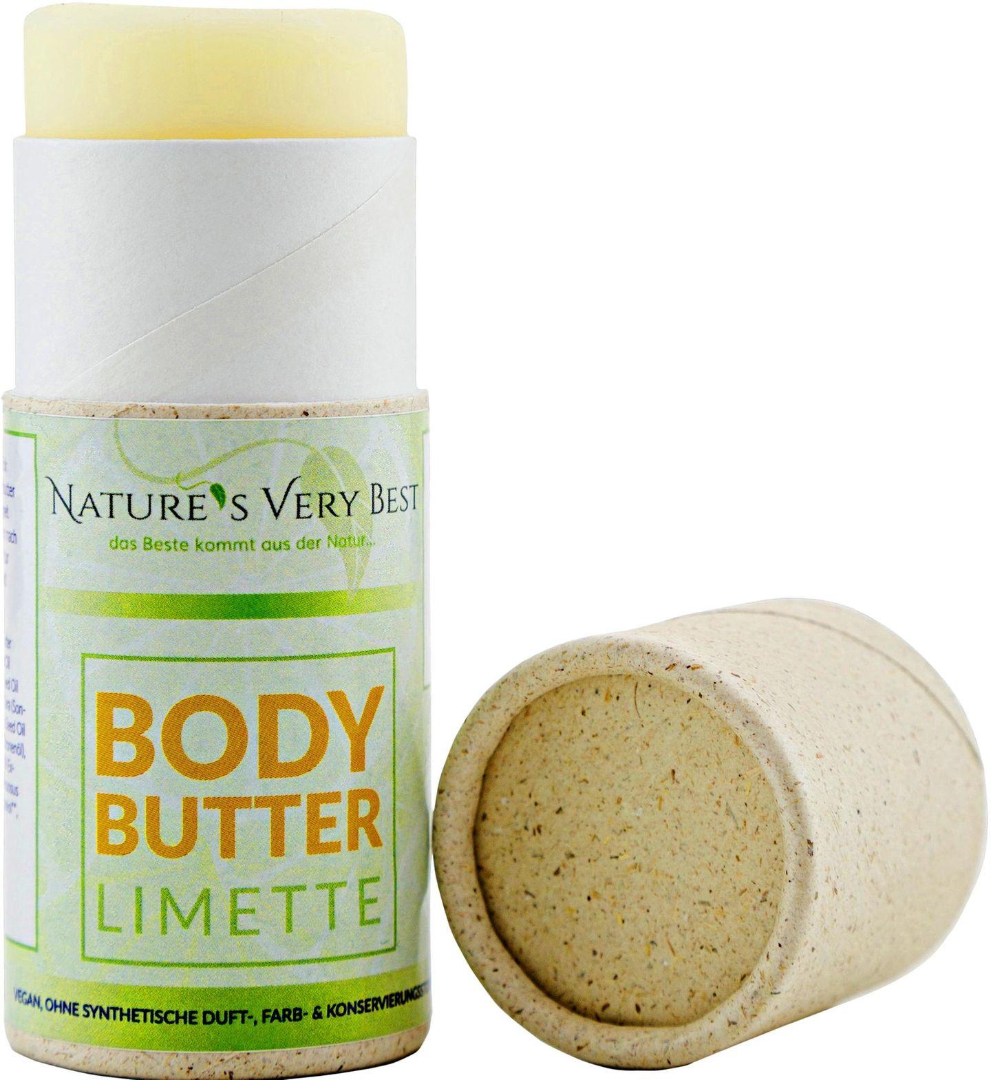 Vegan Beauty: Body Butter