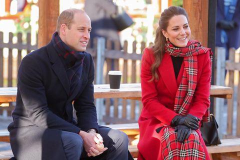 Herzogin Catherine + Prinz William: Darum schliefen sie getrennt