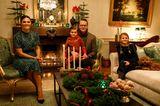 Weihnachten bei den Royals: Prinzessin Victoria und Familie
