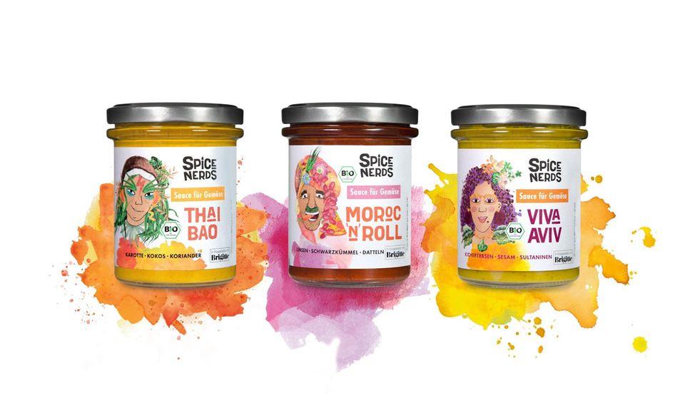 Brigitte Balance 2021 Produkte: Spicenerds