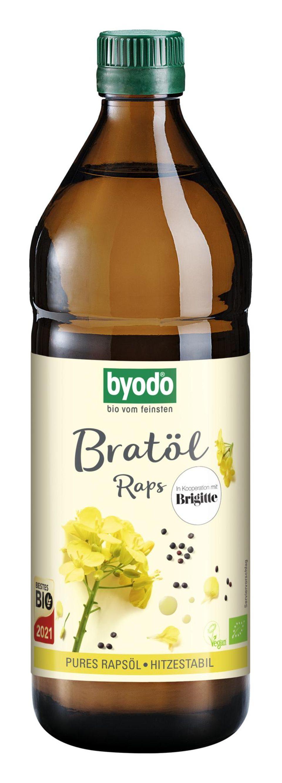 Brigitte Balance 2021 Produkte: Öl