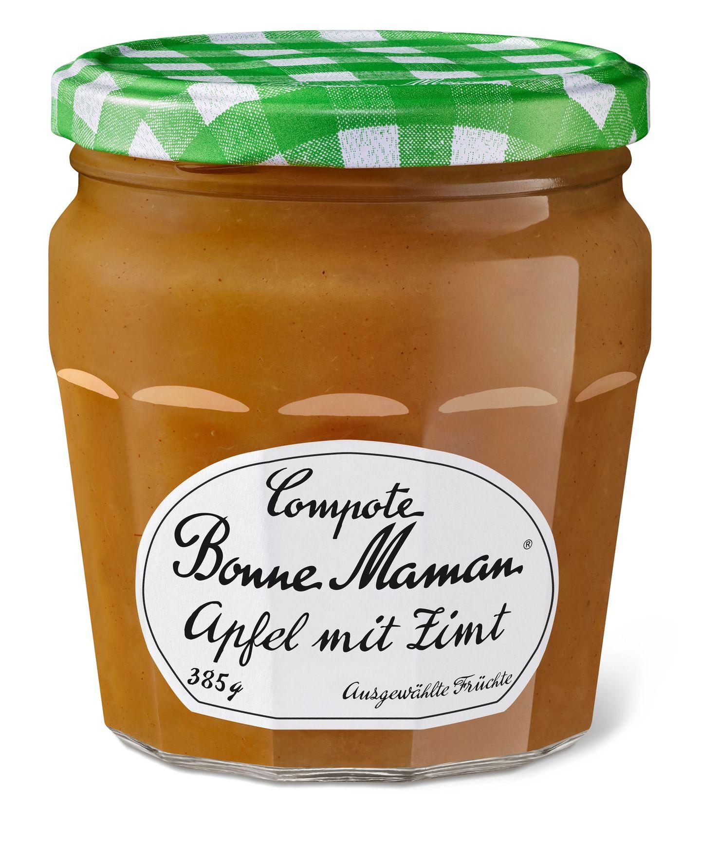 Food News: Bonne Maman Compote