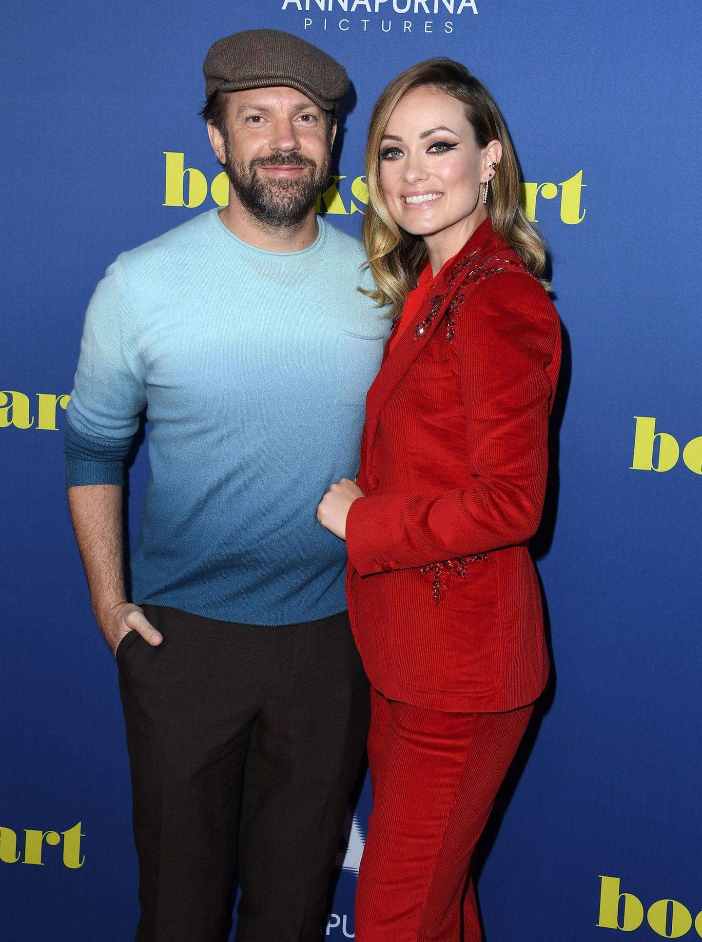 Promi-Trennungen 2020: Jason Sudeikis und Olivia Wilde