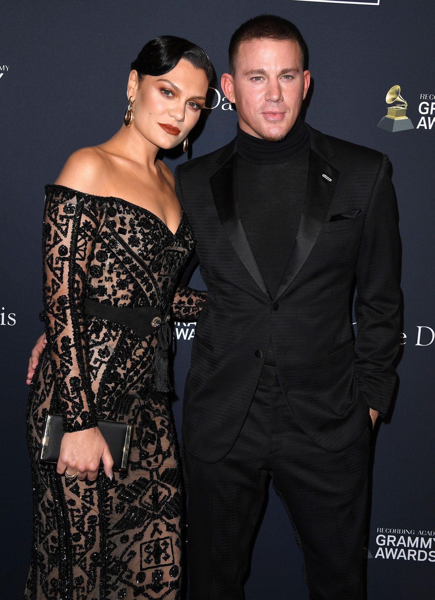 Promi-Trennungen 2020: Jessie J. und Channing Tatum
