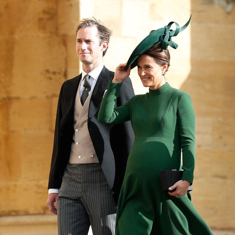 Pippa Middleton: Herzogin Kates Schwester erwartet ihr zweites Kind