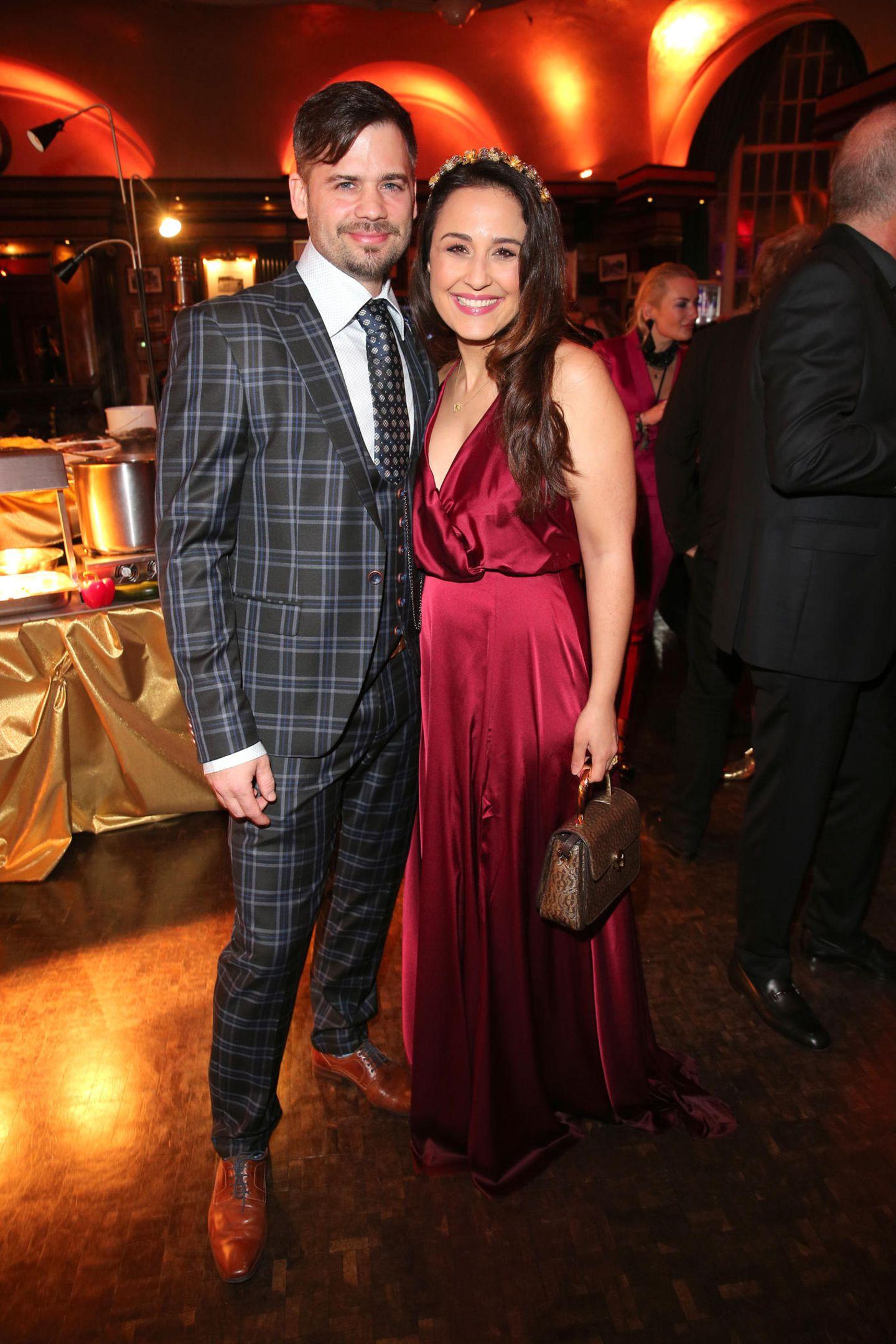 Promi-Trennungen 2020: Dominik Kowalski und Nina Moghaddam