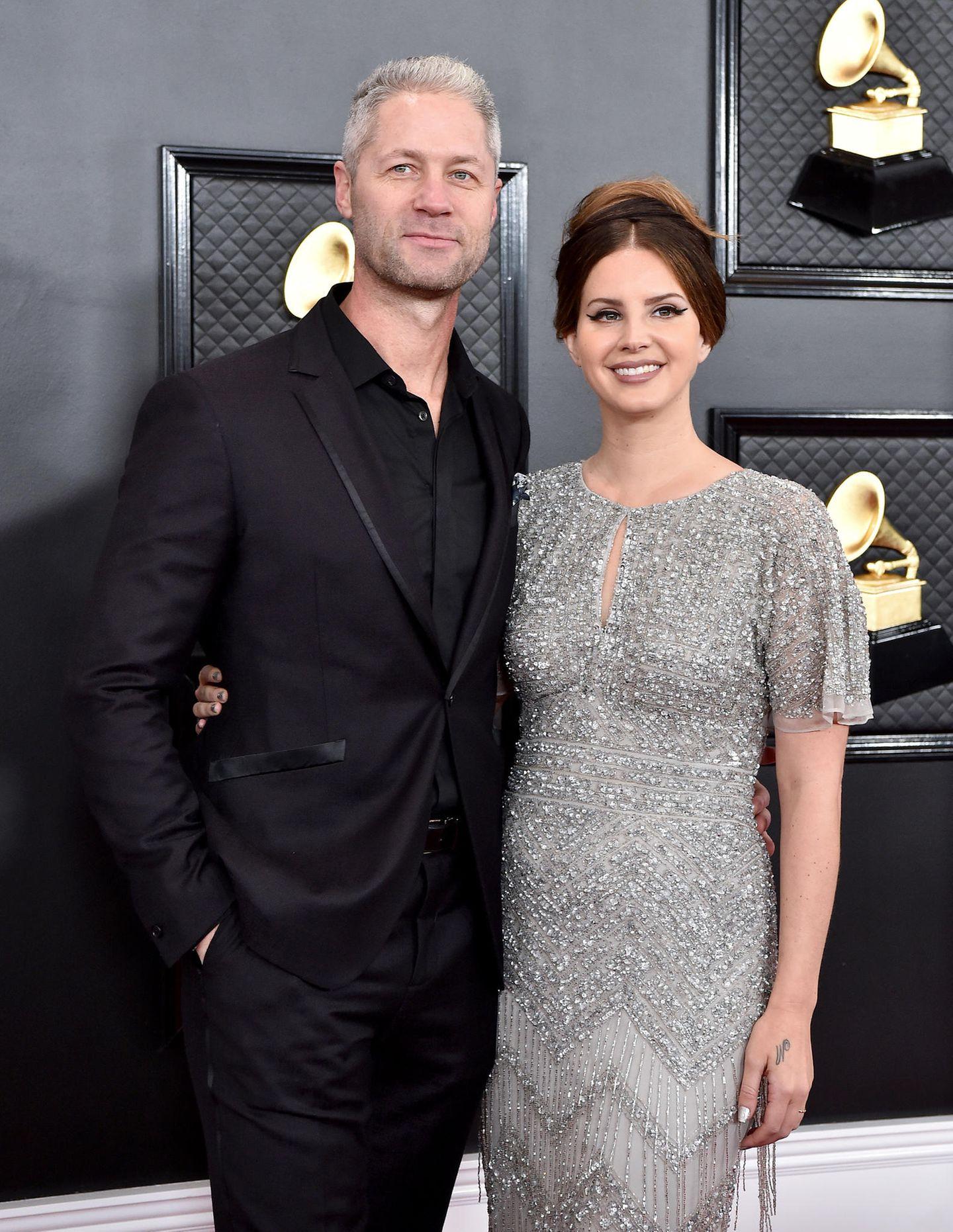 Promi-Trennungen 2020: Sean Larkin und Lana Del Rey