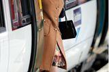 Weihnachten bei den Windsors: Könign Elisabeth steigt aus dem Zug