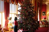 Weihnachten bei den Windsors: Weihnachtsbaum