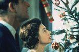 Weihnachten bei den Windsors: Prinz Philip und Königin Elisabeth II. am Weihnachtsbaum