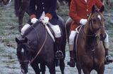 Weihnachten bei den Windsors: Prinz Charles auf einem Pferd