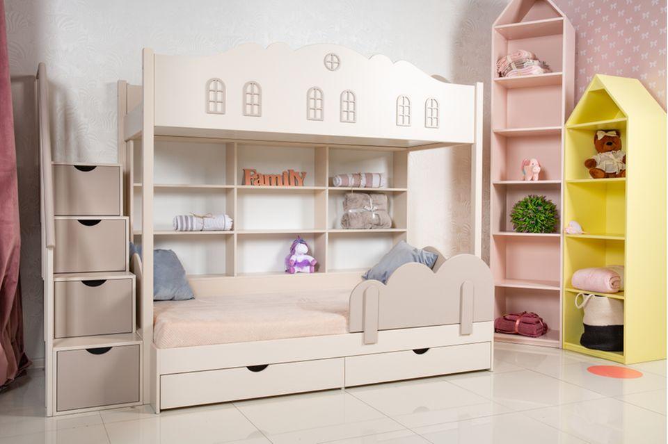 Kinderzimmer gestalten: Etagenbett