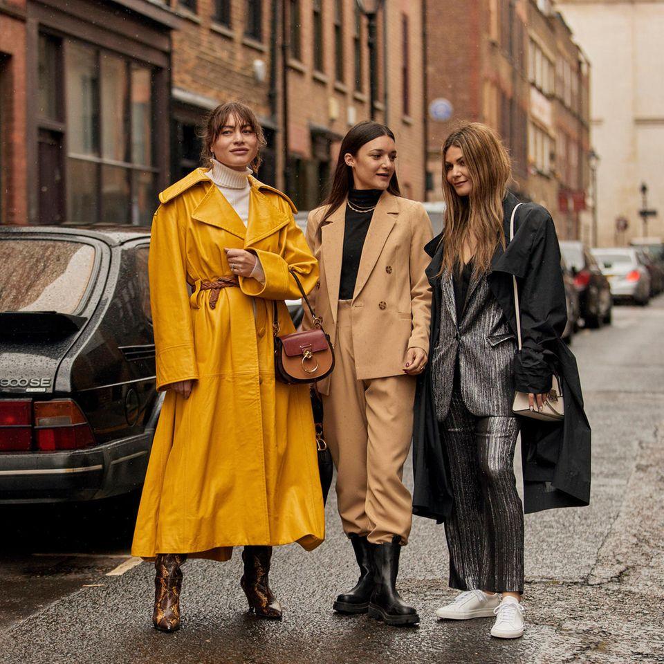 Styling: London Fashion Week