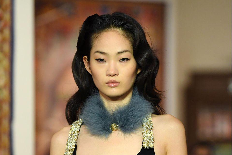 Glamour Waves: Glamour Waves bei der Pariser Fashion Week