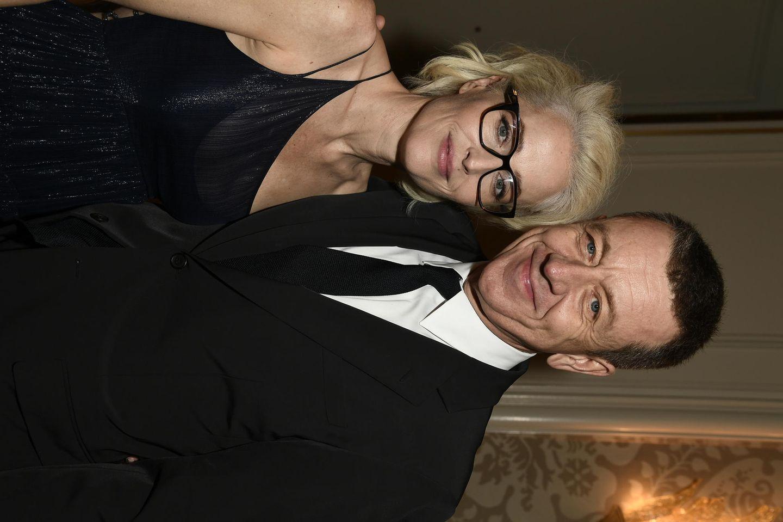 Promi-Trennungen 2020: Gillian Anderson und Peter Morgan