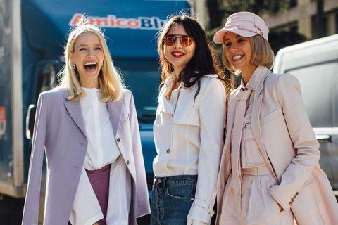 Trend 2021: Milan Fashionweek WS 19/20