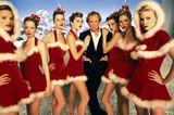 """""""Tatsächlich Liebe""""-Stars: Bill Nighy mit Weihnachtsfrauen"""