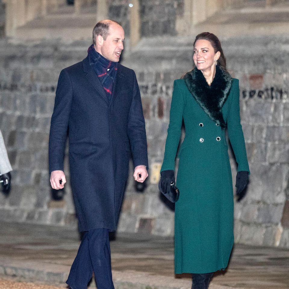 """Royals: Insider spricht über """"verbotenes Treffen"""" von Kate, William, Edward + Sophie"""