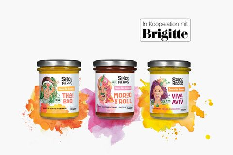 BRIGITTE x Spice Nerds
