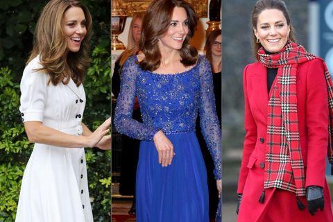 Herzogin Kate: Ihre schönsten Looks in 2020
