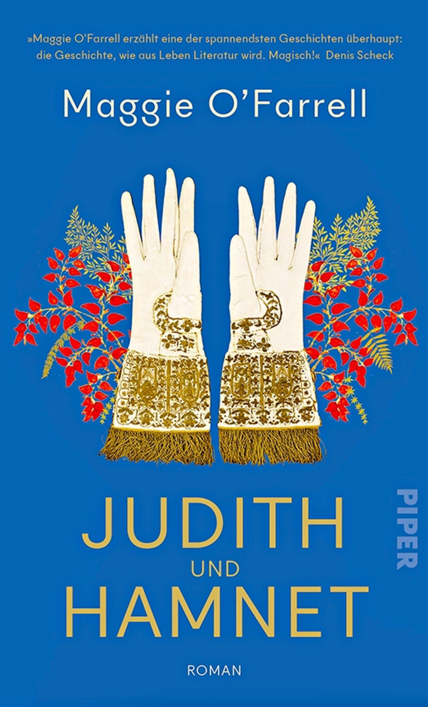 """Buchtipps der Redaktion: Buchcover """"Judith und Hamnet"""""""