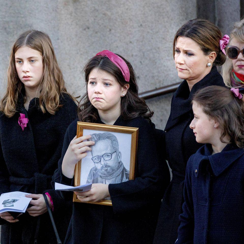 Ari Behn (†47): Tochter Leah Isadora teilt emotionalen Aufruf zum Todestag