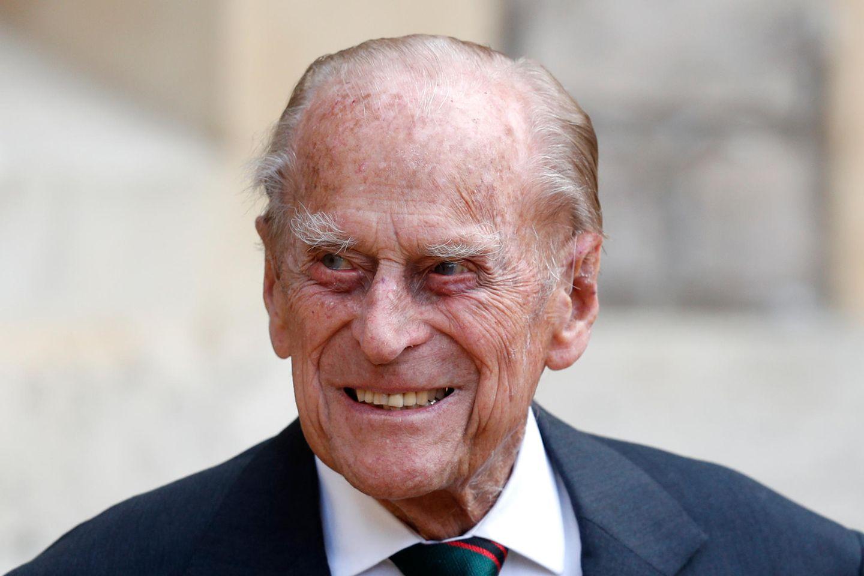 Prinz Philip: 100. Geburtstag stürzt Palast in ein Dilemma