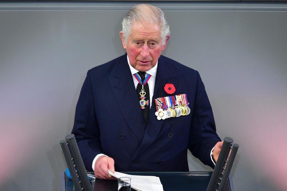 Prinz Charles: Spricht dieses Indiz für seine baldige Thronfolge?