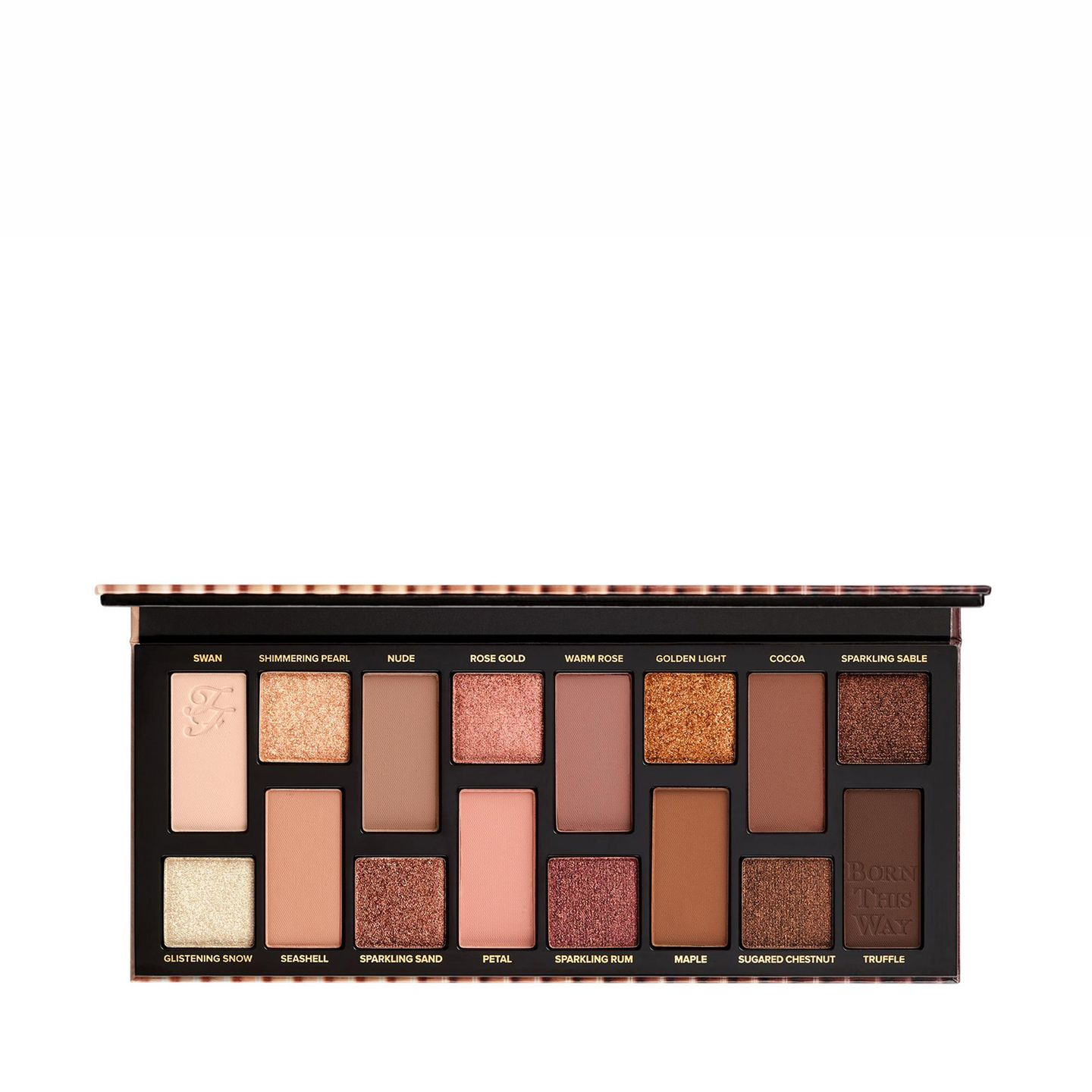 TOO FACED Born This Way The Natural Nudes Palette