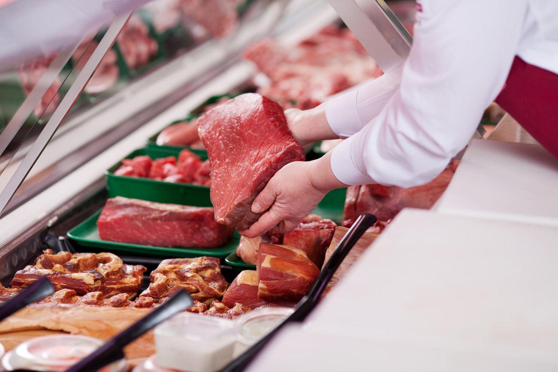 Rückruf: Fleisch im Supermarkt