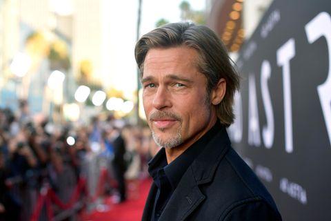 Brad Pitt: Er wurde im Urlaub mit Begleitung gesichtet