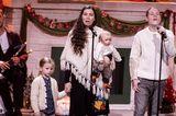 Promi-Nachwuchs: Angelo Kellys Familie auf der Bühne