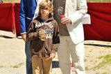 Promi-Nachwuchs: Elias, Noah und Boris Becker