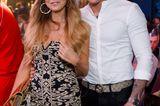 Promi-Nachwuchs: Jenny Elvers mit Sohn Paul
