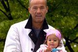 Promi-Nachwuchs: Heiner Lauterbach mit Tochter Maya