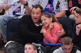 Promi-Nachwuchs: Jude Law mit Tochter Iris