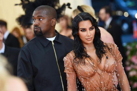 Kim Kardashian + Kanye West: Sie lassen sich scheiden