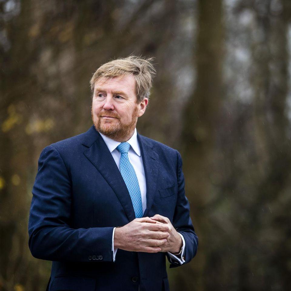 Royals: Volk verliert Vertrauen in König Willem-Alexander