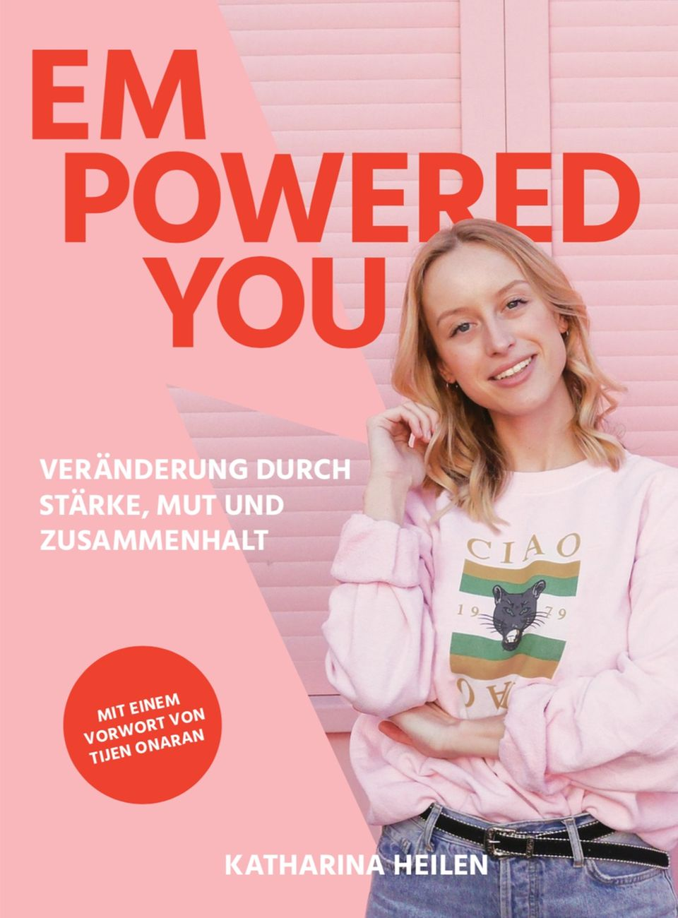Empowered You book cover